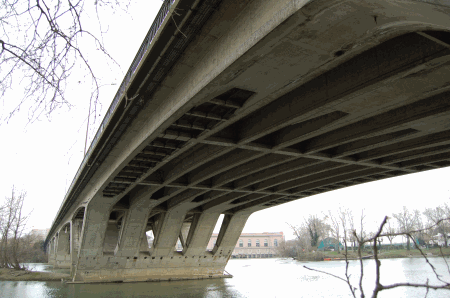 PRESTRESSED/POST-TENSIONED CONCRETE SECTION (ACI 318-08)