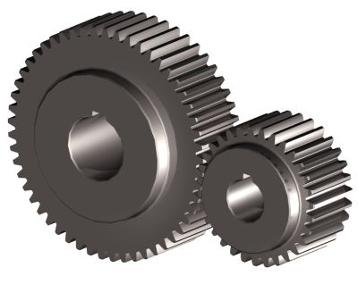 Forces on Spur Gear