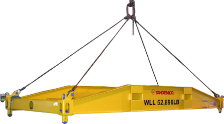 Spreader Bar Lifting Device Calculations and Design