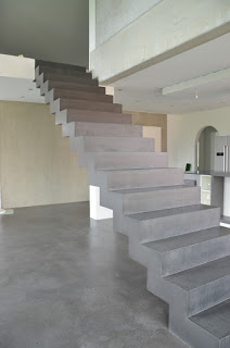 SLABLESS STAIR DESIGN