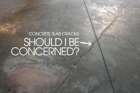 Base Slab and Crack Width