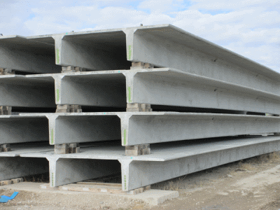 Design of Prestressed Double Tee Beams