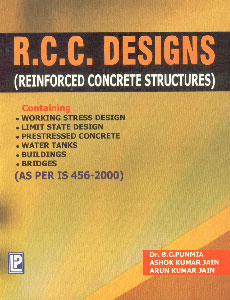 R.C.C Designs as per IS 456-2000