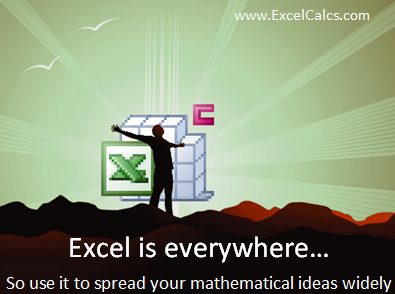 Excel is for engineers